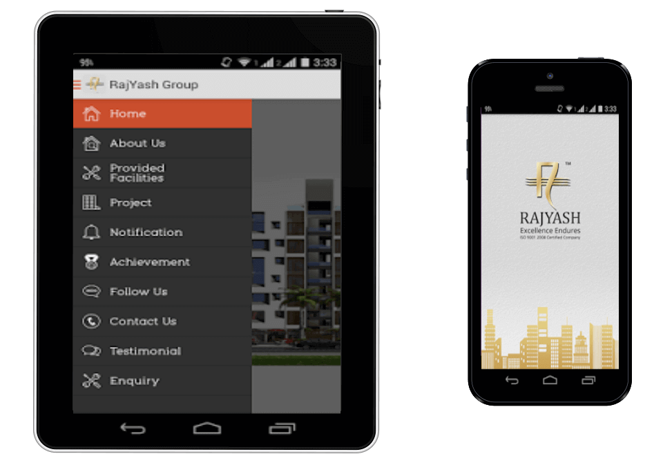 Rajyashgroup App